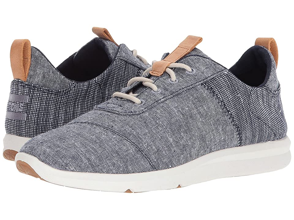 TOMS Cabrillo (Navy Chambray Mix) Women