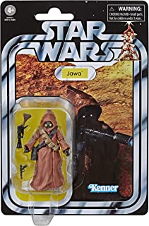Star Wars The Vintage Collection A New Hope Jawa Toy, 3.75