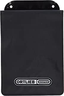 Ortlieb D05S Valuable Bag A6, Black, 15 cm x 11 cm x 0.2 cm