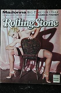 ROLLING STONE 606 JUNE 1991 MADONNA PORTFOLIO FLESH AND FANTASY BY STEVEN MEISEL