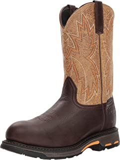 ARIAT Men's Workhog Raptor Composite Toe Construction Boot