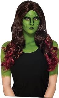 Rubies GotG2 Gamora Adult Wig-