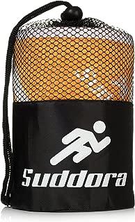 Suddora Zipper Towel - Gym Sports Towel with Pocket