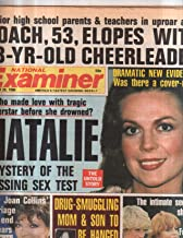 National Examiner 1986 Oct 28 natalie,Joan Collins,Fergie & Di