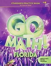 Go Math!: Mafs Student Standards Practice Book Grade 3