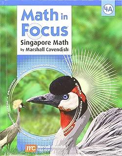Math in Focus: Singapore Math Grade 4