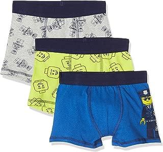 iVENUS 6 Pairs Ragazzi Bambini Biancheria intima Boxer Pantalone Elasticizzato Mutande Cotone Bambini Et/à 1-11