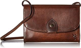 FRYE Melissa Wallet Crossbody Clutch Leather Bag