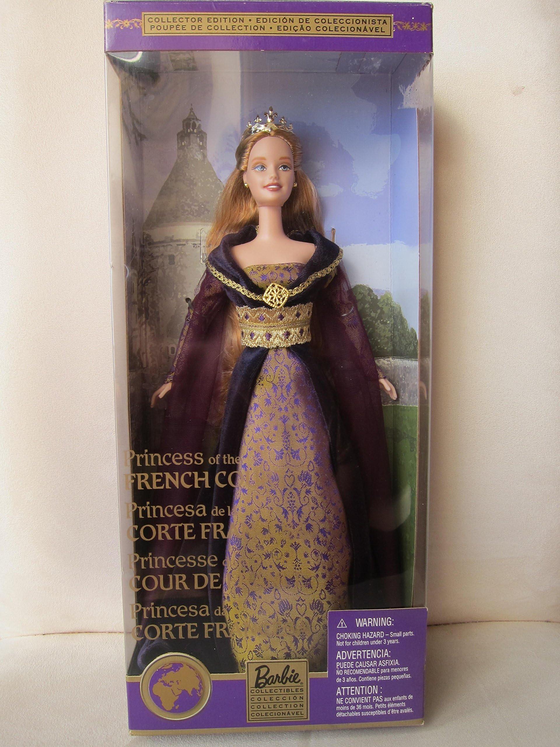 Barbie Collector journal-Barbie Collectible de 2001 NEUF