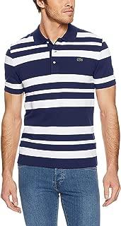 Lacoste Men's Slim Fit Stripe Polo