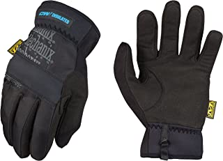 Winter Work Gloves for Men by Mechanix Wear: FastFit Insulated with 3M Thinsulate, Touchscreen (X-Large, Black/Grey)