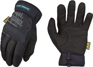Mechanix Wear - FastFit Insulated Winter Touchscreen Gloves (Medium, Black)