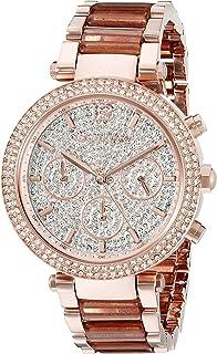 08b32411e0fc Amazon.com  Michael Kors - Casual   Watches   Women  Clothing