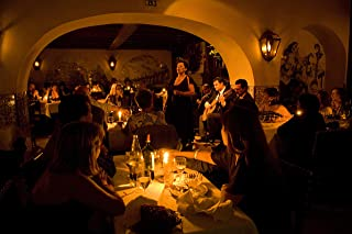 Lisbon Night Group Tour and Fado Dinner Experience for Two - Tinggly Voucher/Gift Card in a Gift Box