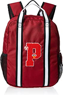 Puma Sesame Street Backpack Rhubarb red Bag For Unisex, Size One Size