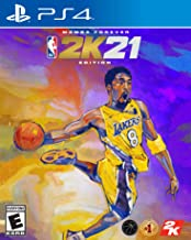 NBA 2K21 Mamba Forever Edition - PlayStation 4