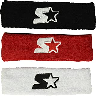 Starter Youth Unisex 3-Pack Headband, Amazon Exclusive