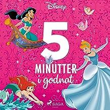 Fem minutter i godnat: Disney-prinsesser