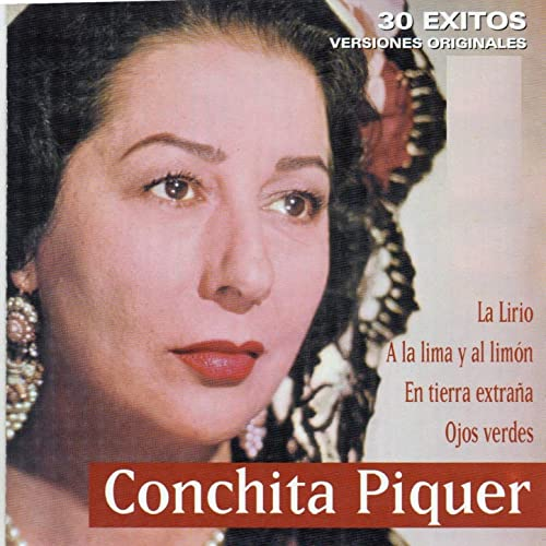 30 Exitos Conchita Piquer (30 Exitos Versiones Originales) de ...
