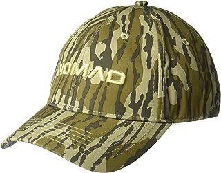 Nomad Camo Stretch Cap, Mossy Oak Bottomland, M/L