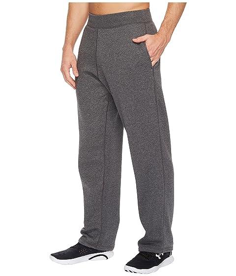 Pantalón rival algodón Negro Heather Under de Carbon UA Armour w7Sfwrq