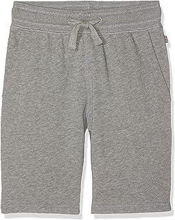 K Nonthe Med Grey Mel Pantalones Cortos para Niños