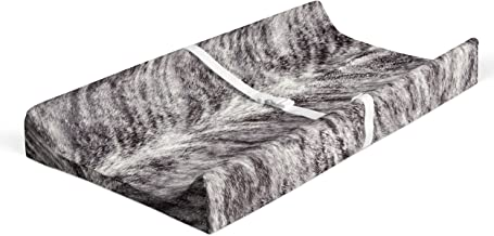 product image for Glenna Jean Brindle Changing Pad Cover