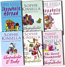 Shopaholic Collection Sophie Kinsella 6 Books Set Pack RRP: £56.86 (Mini Shopaholic, Shopaholic & Baby, Shopaholic & Siste...