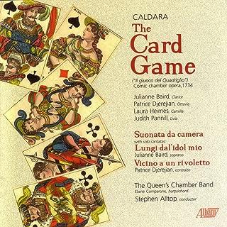 The Card Game: Recitative: I soliti lamenti