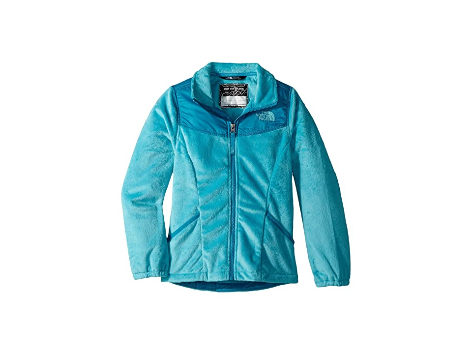 The North Face Kids Osolita 2 Jacket (Little Kids/Big Kids) (Blue Curacao) Girl