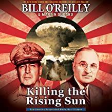Best killing the rising sun audiobook Reviews