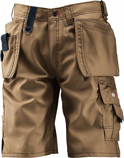 bleu Taille Fabricant: C46 W30 Bosch Short avec 2 poches pendantes WHSO