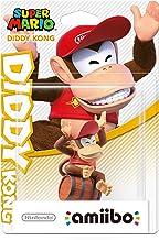 Nintendo 3DS - Amiibo Super Mario - Diddy Kong Figurina