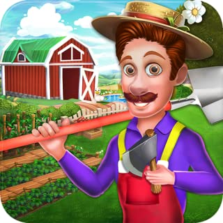 Old Man's Big Green Farm - Get a taste of the happy farm life of the old man with this free adventure game!