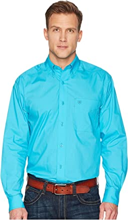 Ariat - Solid Poplin Shirt