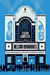 Box Teatro completo Nelson Rodrigues eBook Kindle