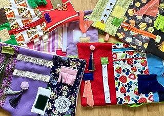 fidget quilts for alzheimer's patients