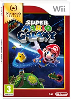 Nintendo Selects : Super Mario Galaxy (Wii)