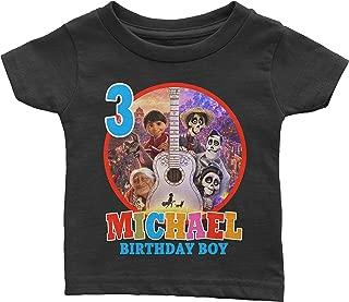 Personalize Coco Birthday Shirt