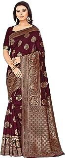 leeza store Women's Banarasi Saree