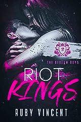 Riot Kings: A Dark Reverse Harem Romance (The Bedlam Boys Book 2) Kindle Edition