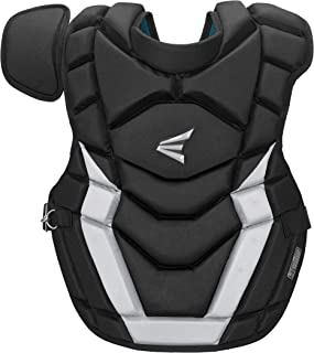 EASTON GAMETIME Baseball Catchers Chest Protector | 2020 | Impact Absorbing AB Foam For Rebound Control | BIODRI Liner | 4 Point Strap System for Superior Fit & Comfort | NOCSAE Commotio Cordis Foam