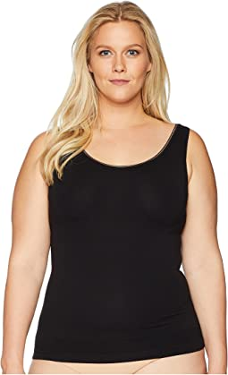 Plus Size Seamless Reversible Smoothing Tank