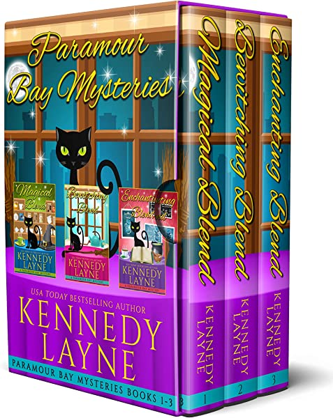 Paramour Bay Mysteries Books 1 3 Paramour Bay Mysteries Boxset Book 1
