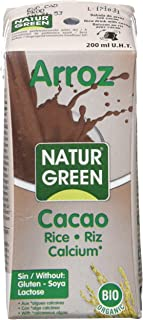 NaturGreen ARROZ CHOCO CALCIUM 200 ml