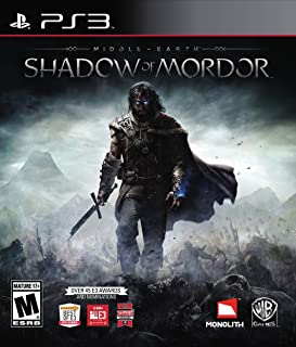 Middle Earth: Shadow of Mordor - PlayStation 3