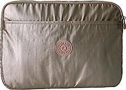 Kipling - Laptop Sleeve 13 Metallic