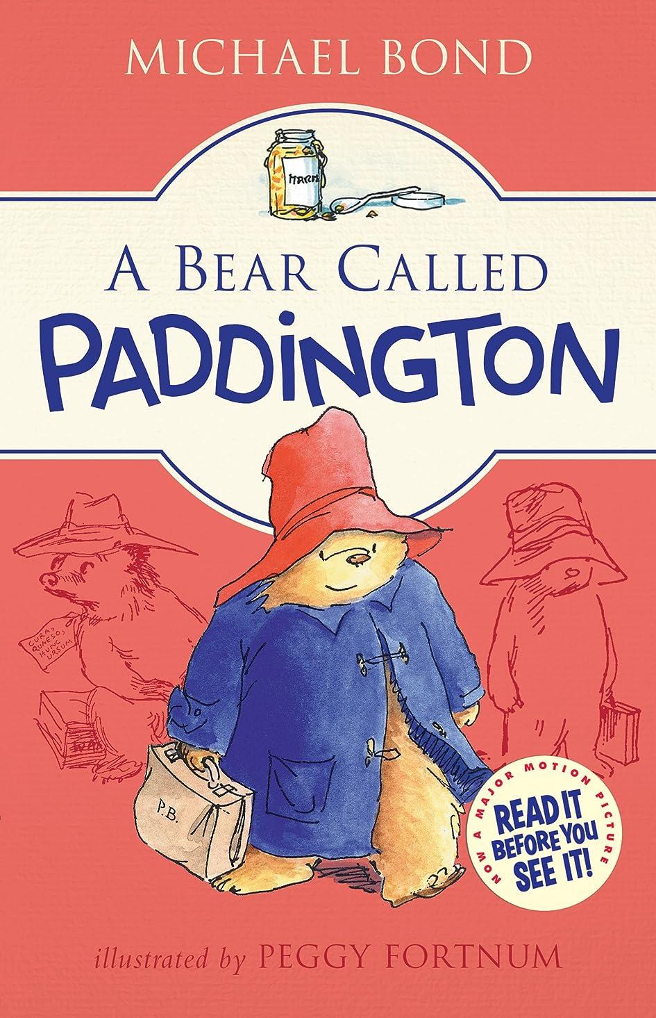 ステッチ修正するケープA Bear Called Paddington (English Edition)