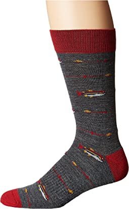 Richer Poorer - Angler Hiking Light Sock
