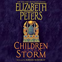 Children of the Storm: An Amelia Peabody Novel of Suspense, Book 15
